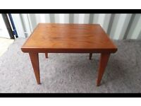 Mid century teak coffee table danish trioh 60s ,Can Deliver