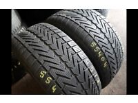 Part worn tyres / 224x45x17 - winter tyres Open Sunday's 41 new road rm138dr