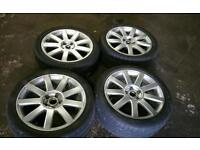 GENUINE Audi RS4 Alloy Wheels