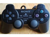 Official Playstation 2 Dualshock Controllers x 2