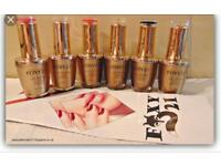 New foxy21 nail gel polish glitter varnish pedicure manicure soak off