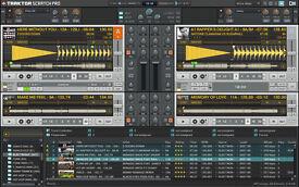 NI TRAKTOR PRO/SCRATCH V2.11 PC-MAC