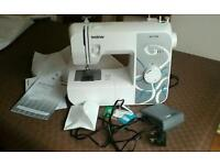 Sewing Machine Brother AE 1700 with instruction DVD 17 Stitch.
