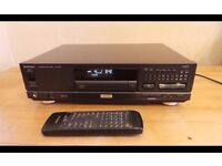 TECHNICS SL-PS70 CD PLAYER CLASS AA HIGH END + REMOTE EX CONDITION