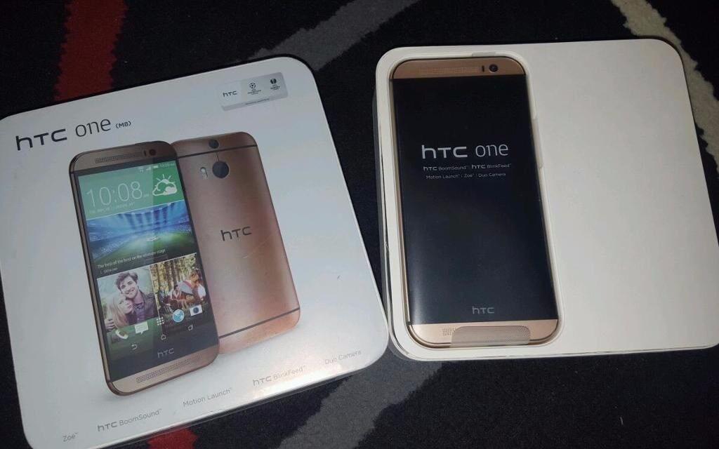htc One m8 brand new warranty &