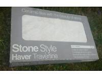 Free Stone style tiles.