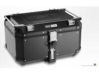 Givi OBK58 Trekker Blackline top box new in box