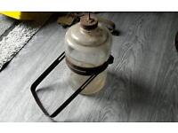 Vintage heater bottle