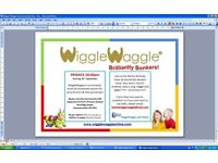 WiggleWaggle Music & Movement Class for Under 5s