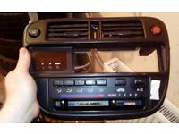 Honda civic 3 Dr heater control switch's - vents