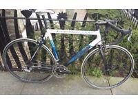 Decathlon bike 56cm Aluminium Carbon Racing Campagnolo