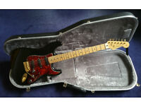 Fender Stratocaster complete with hard case.