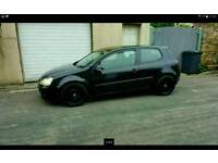 VW Golf 2.0 GT TDI mk5 2005 for sale