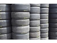 Used tyres -- wholesale 6/8mm hand sourced branded tyres