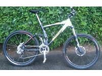 Scott MC Genius 10 Carbon Fibre Mountain Bike
