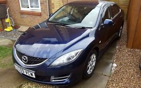 Mazda 6 TS 59 Plate for Spare or repair