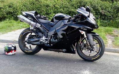 Kawasaki zx10r 06