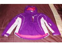 Girls Meribel Ski Jacket by Nevica, age 11-12 years BNWT