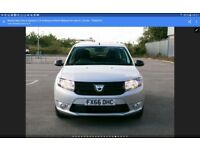 Dacia sandero ambiance 66 plate 1300 mils fsh REDUCED PRICE FROM 6995 TO 5995 NO OFFERS
