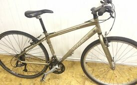 Ladies Trek Hybrid Bike in Perfect Working Order Size M/17