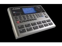 Alesis SR18 Drum machine.