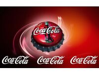 Casting A NEW Project For COCA COLA - UK/London campaign