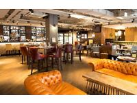 Friendly Host/Reservation manager needed for City of London Venue. Monday to Friday.