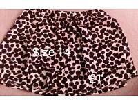 Ladies skirt size 14