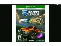 Wanted rocket league for xbox one