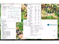 HP Elite QUAD CORE intel core i5 system