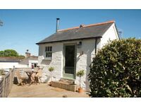 August Availability - Cornish Cottage (sleeps 2) - Dog Friendly - £596 per week