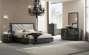 CONTEMPORARY BEDROOM FURNITURE   FURNITURE SETS CANADA (ME2301)