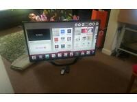 Lg 42 inch slim led 3D smart excellent condition fully working with remote control