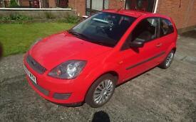 Ford fiesta 2008 £30 road tax diesel ( not clio, corsa, astra, golf) NEED GONE