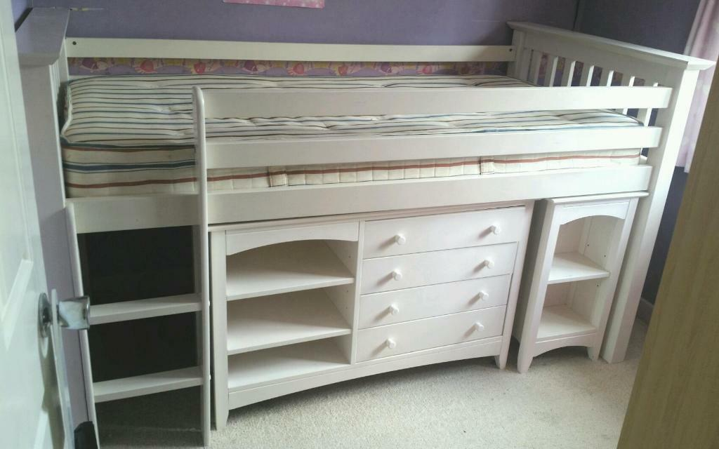 Cabin Bed Including Pull Out Desk Buy Sale And Trade Ads