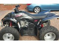 Quad bike yamaha wolverine 450cc Honda