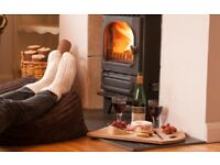 October Half Term in Cornwall - enjoy a holiday by the sea with wood burner or open fire