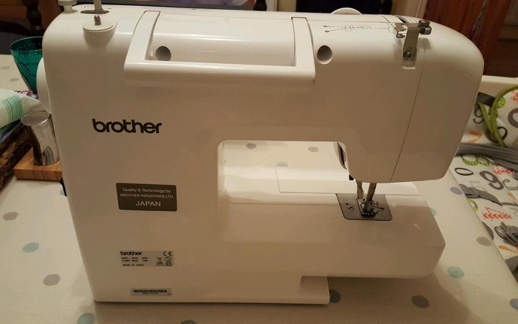 Brother Special Edition XL40 Sewing Machine In Newcastle Tyne Interesting Brother Special Edition Xl 5500 Sewing Machine