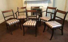 *** 8 *** Dining table chairs BARGAIN PRICE*