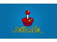 Raspberry Pi Mini Games Console, SNES Super Nintendo Sega Megadrive Atari Arcade