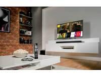 "LG ""55""SMART 3D UHD LED HD TV SLIM DESIGN TOP SPEC MUST SEE TV"