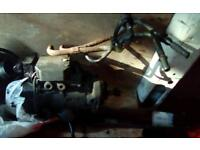 Ford transit mrk 6 2.0 fwd diesel van fuel pump - ecu - ing barrel - key