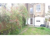 REFURBISHED GARDEN flat 3 bed PERIOD CONVERSION modern interiors CLOSE to Hampstead Heath