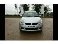Suzuki swift 1.3 GLX 2010