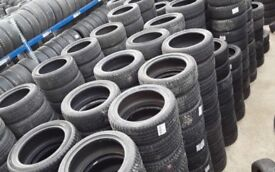 Part worn tyres / 225/55/16 x brodgstone 5mm+ from £15-- collection barming