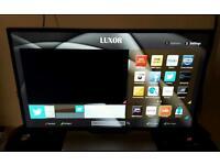 """LUXOR 32"""" SMART LED TV"""