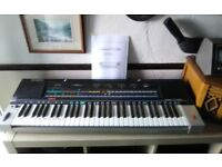 Casio ct 6000 keyboard mains only.