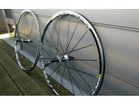 Mavic Ksyrium Elite S wheelset + NEW Mavic Yksion tyres