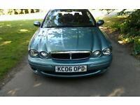 2006 Jaguar X-TYPE 2.0 diesel