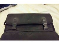 Playstation 1 One PS1 Black Travel Tote Carrying Case